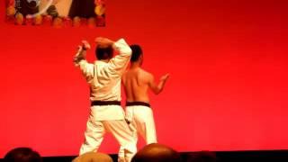 Sanchin Kata Kitae. Shohei-ryu (Uechi-ryu) Karate. 三戦型鍛え. 昭平流 「上地流」空手