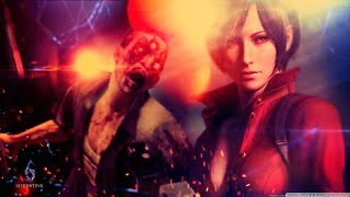 Resident Evil 6 - PS4 - The Mercenaries Game Mode (Ada) #5 By Vitali