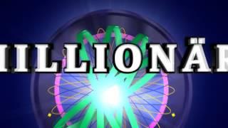 WER WIRD MILLIONÄR? Intro selfmade Cinema4D