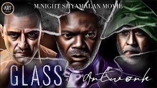 GLASS | M.Night Shyamalan | Digital Painting