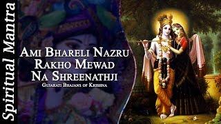 Ami Bhareli Nazru Rakho Mewad Na Shreenathji || Krishna Bhajans || Very Beautiful & Gujarati Bhajans