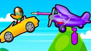 Мультики для детей - учим цвета для самых маленьких - развивающие мультфильмы на русском