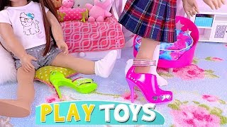 American Girl Baby Dolls Play Shoe Accessories Decoration Toys! 🎀
