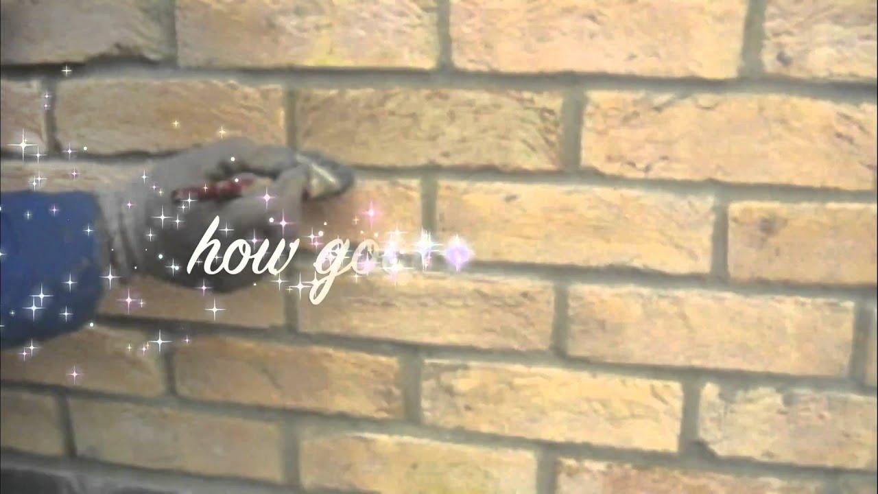 Brick Tinting - YouTube