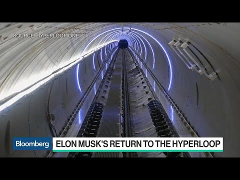 Elon Musk's Renewed Interest in Hyperloop