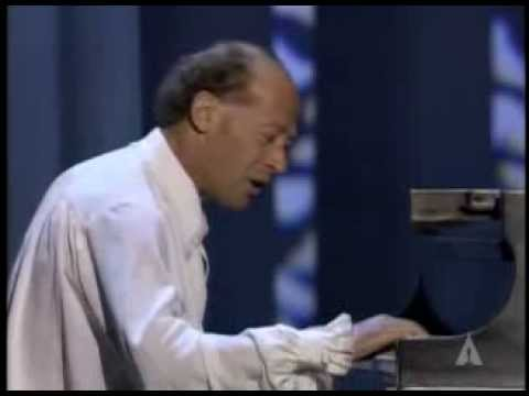 David Helfgott performs at the Oscar®