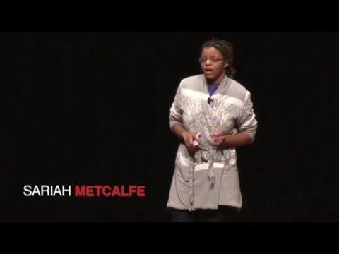 Is This A Land Of The Free | Sariah Metcalfe | TEDxMSU