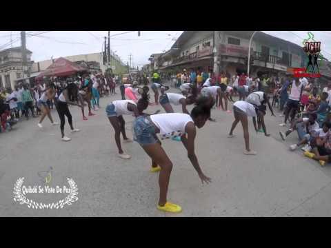 """Baile Urbano """"Quibdó Se Viste de Paz"""" Coreografía JCH"""
