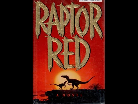 Bookish Ramblings: Raptor Red
