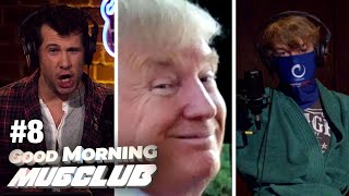 Trump Defunds the WHO! | #8 Good Morning MugClub