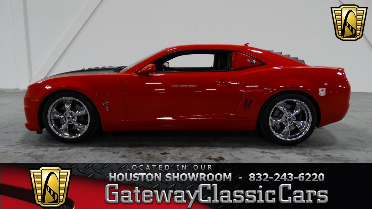 2013 chevrolet camaro ss houston texas youtube. Black Bedroom Furniture Sets. Home Design Ideas