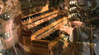 Froberger: Capriccio III. Bob van Asperen plays the Arp Schnitger organ of the Ludgerikirche, Norden