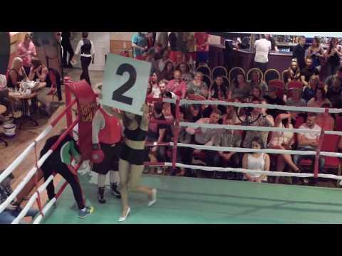 Tesco Charity White Collar Boxing June 2016