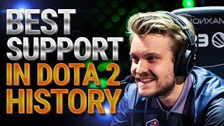 BEST & MOST ICONIC Support Plays in Dota 2 History - Part 1