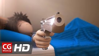 "Download CGI Animated Short Film: ""Alarm"" by Moohyun Jang 