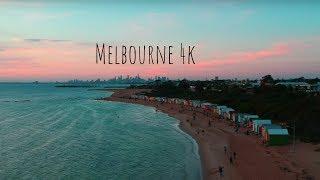 Melbourne 4k