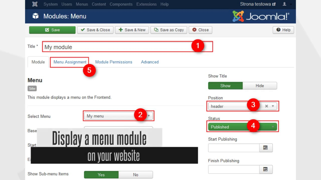 How to Change Browser Page Title in Joomla? - Joomla-Monster