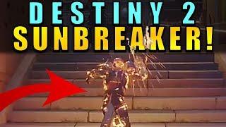 Destiny 2: SUNBREAKER RETURNING!? New Proof of 3rd TTK Subclasses!