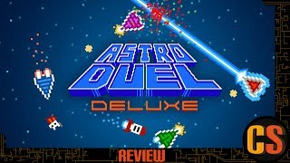 ASTRO DUEL DELUXE - SWITCH REVIEW