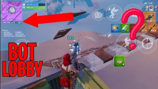 How to get in Bot Lobbies (Fortnite mobile)