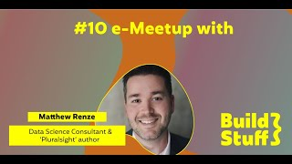 #10 e-Meetup | Matthew Renze - Preparing Your Career for AI