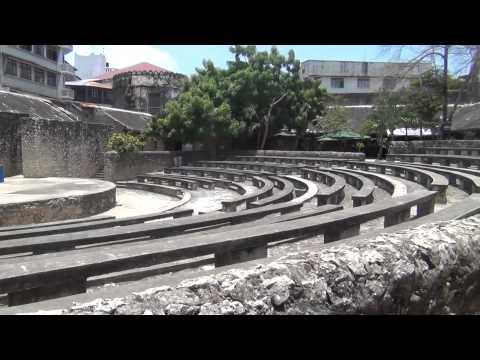 Fortyfikacje, Zanzibar City
