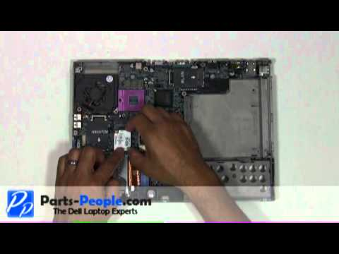 Dell Latitude D630   Motherboard Replacement   How-To-Tutorial