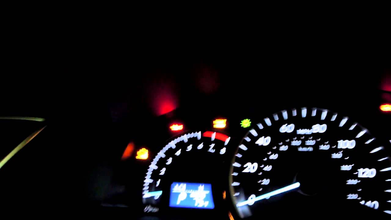Toyota Tacoma 2015-2018 Service Manual: Speedometer Malfunction
