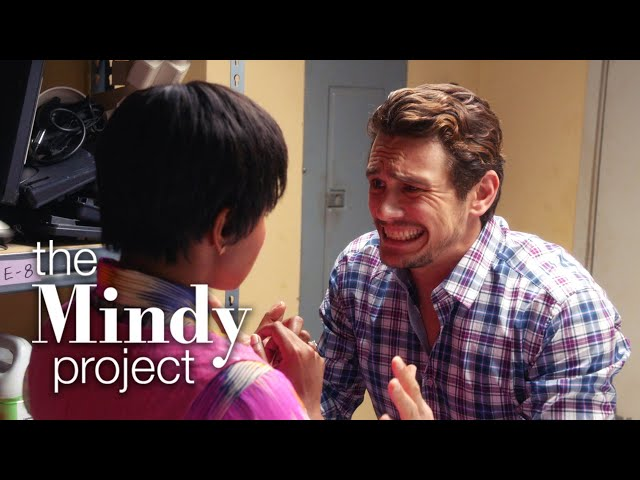 Paul Sleeps With Danny\'s Ex Wife - The Mindy Project