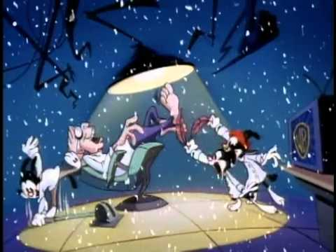 animaniacs christmas episode pt2 newsreels of the stars - Animaniacs Christmas
