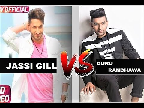 Guru Randhawa Vs Jassi Gill  Who Is best?...