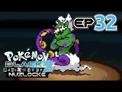 Pokemon: Black 2 Randomizer Nuzlocke - Part 32 - Genie In A Bottle!