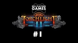 Torchlight II #1 Sorry Diablo III, ale... (Roj-Playing Games!)