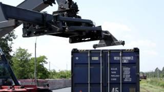 Transport towarów koleją - transport intermodalny