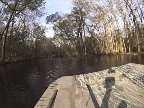 PRO DRIVE on the Lumber River NC
