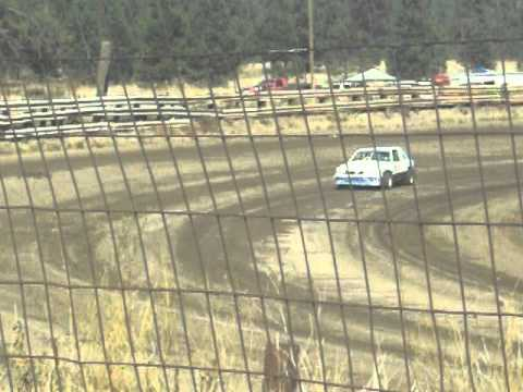 Eagle Track Raceway Bob Bradshaw Time In Sept 20th 2014