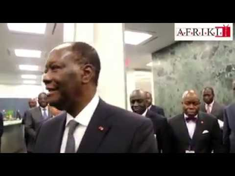 Côte d'Ivoire  : Le Président Ouattara évoque le cas Soro depuis New York