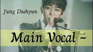 B.A.P's Main Vocal - Jung Daehyun