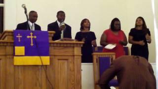 Pleasant Hill M.B.Church Choir/Funston,Ga/Everyday Will Be Like Sunday
