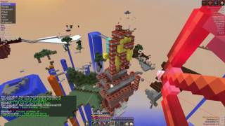 2b2t: Destruction of Rocket Town