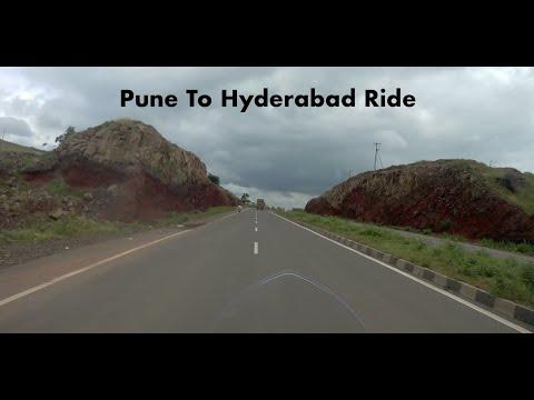 Pune to Hyderabad Ride | Dominar 400 2019 | Mileage