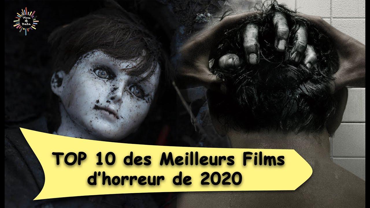Top 10 des meilleurs films d'horreur de 2020 - YouTube