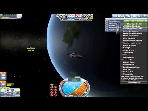 Kerbal Space Program Thai : Resupply & Transfer Crew
