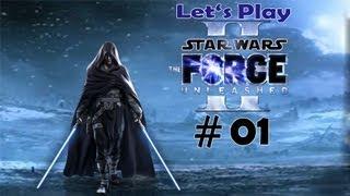 STAR WARS: THE FORCE UNLEASHED 2 #01 [HD/Deutsch] - Nur ein Klon