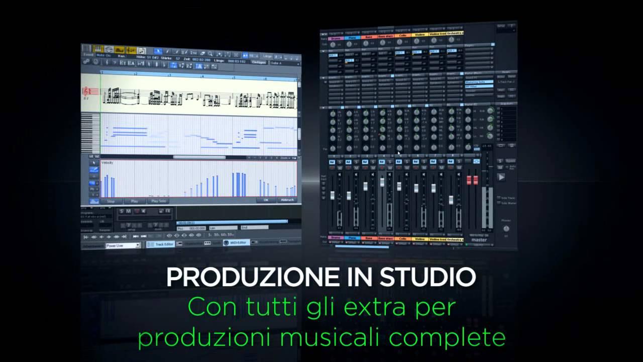 magix samplitude music studio mx gratuit