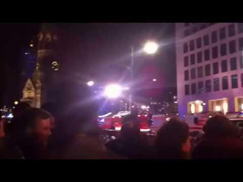 Terroranschlag Berlin Breitscheidplatz 19.12.2016 Presse