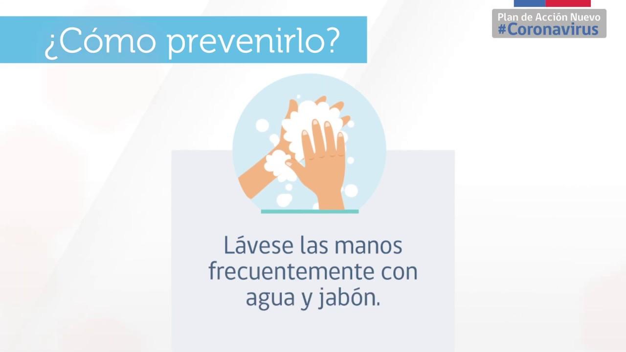 Conoce las medidad de prevención del Nuevo #Coronavirus #COVID19
