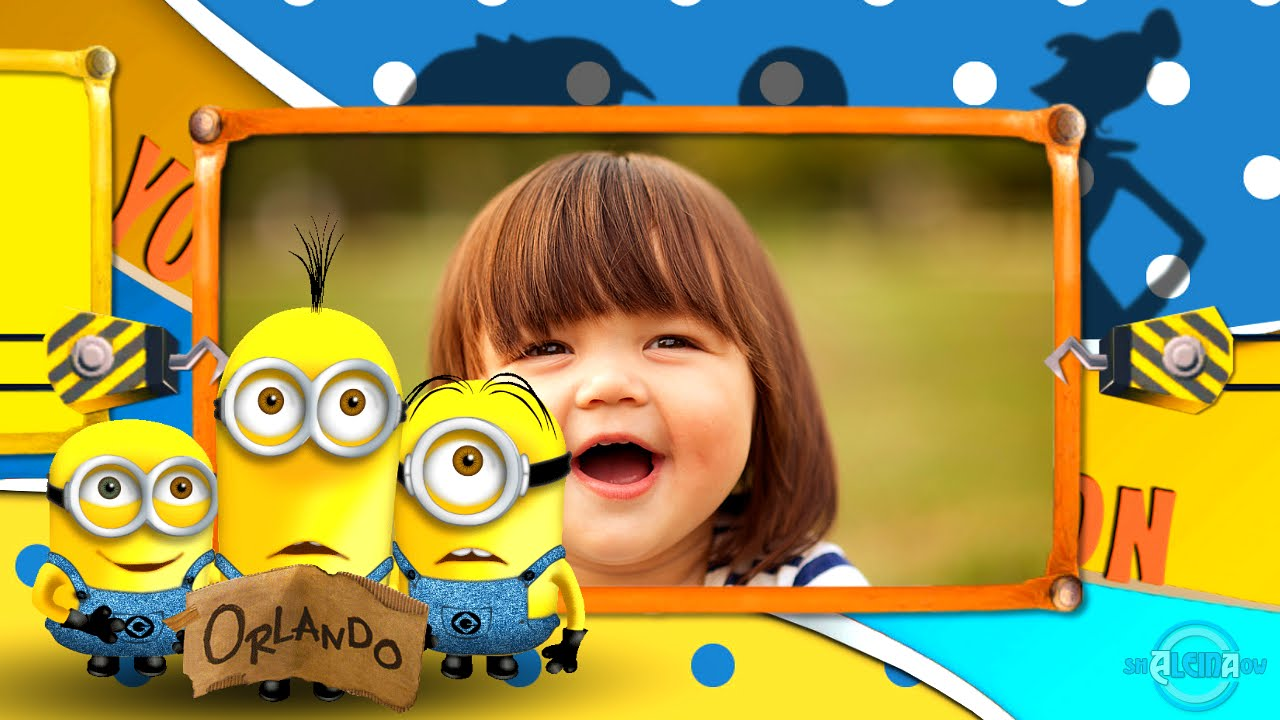 Minions proshow producer template project projeto minions proshow producer template project projeto youtube pronofoot35fo Choice Image