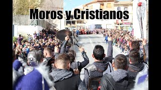Moros y Cristianos de Benamaurel, como nunca antes se había visto