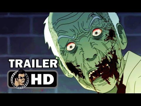 SEOUL STATION Official Trailer (2017) Zombie Horror Animation Movie HD